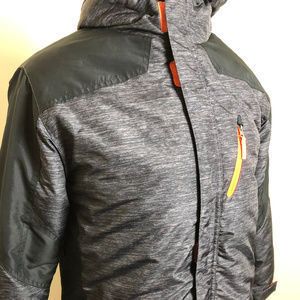 Champion Winter Jacket with Hood and Liner